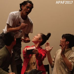 APAF2018 国際共同制作ワークショップ