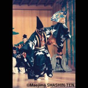 伝統芸能@南池袋公園事業<br/> 『日本の芸能 三番叟 〜中世から江戸へ〜』